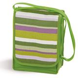 Arlmont & Co. Insulated Lunch Bag in Green, Size 11.0 H x 8.0 W x 4.0 D in | Wayfair FRPK1706 43069636