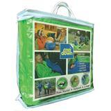 Kauri Cozi Down Fleece Blanket Fleece & Microfiber in Green, Size 60.0 H x 50.0 W in | Wayfair CD-CBG