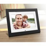 Red Barrel Studio® Ramachandra Digital Picture Frame Plastic in Black, Size 8.75 H x 12.25 W x 1.0 D in   Wayfair RDBA3669 44604087