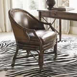 Sligh Bal Harbor Task Chair Upholstered in Brown, Size 34.0 H x 25.5 W x 27.0 D in   Wayfair 293SA-938-01