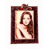 Winston Porter Harle Elegant Hat Picture Frame Metal in Red, Size 8.0 H x 5.5 W x 0.5 D in | Wayfair WNPR2088 39198999