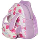 """Manhattan Toy Baby Stella Baby Doll Carrier and Backpack Baby Doll Accessory for 12"""" and 15"""" Soft Dolls"""