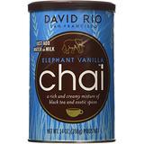 David Rio Elephant Vanilla Chai, 14oz. - 2 canisters