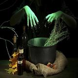 WITCHES BREW FRAGRANCE OIL - 16 OZ/1 LB - FOR CANDLE & SOAP MAKING BY VIRGINIA CANDLE SUPPLY WITH WITHIN USA