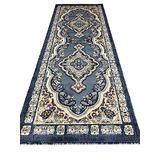 Traditional Runner Rug Blue Persian Design 520 (2 feet X 7 feet 2 inch)