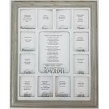 NORTHLAND FRAMES AND GIFTS, INC. - School Years Picture Frame - Personalized Picture Frame with Any Name - Spelled Out Grades - Light Gray Frame and White Mat