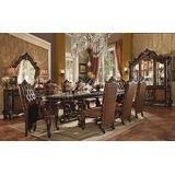 ACME Versailles Dining Table - - Cherry Oak