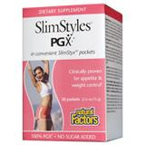 PGX Daily Singles, Granules to Mix or Sprinkle, 30 Sticks, Natural Factors
