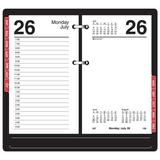 AT-A-GLANCE Calendar refill w/monthly tabs, 2010 (E717T50)