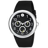 Philip Stein Unisex PS-DAYNIGHT7 Analog Display Japanese Quartz Black Watch Set