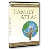 Family Atlas Genealogy Mapping Software