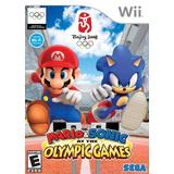 Mario & Sonic at the Olympic Games for wii