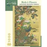 Birds & Flowers: Japanese Hanging Scroll 1000-Piece Jigsaw Puzzle