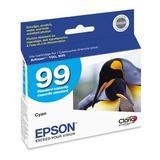 Epson Claria Ink Cartridge - Cyan - Inkjet