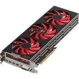 FirePro S10000 Graphic Card - 2 GPUs - 825 MHz Core - 6 GB GDDR5 SDRAM - PCI Express 3.0 x16 - Full-length/Full-height
