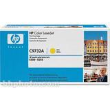 HP Yellow Toner Cartridge for Hewlett-Packard LaserJet 5500 Printer C9732A