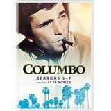 COLUMBO SSN5-7 MOVIES RPKG DVD