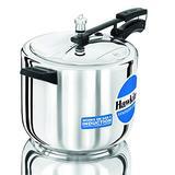 Hawkins Stainless Steel Pressure Cooker, 10-Liter