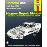 Porsche 944 Automotive Repair Manual (Haynes Automotive Repair Manuals) 3rd (third) Revised Edition by Warren, Larry, etc. published by Haynes Manuals Inc (1988)