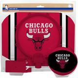 """Rawlings Red Chicago Bulls Softee Hoop & Ball Set"""