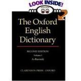 The Oxford English Dictionary, Second Edition (Volume 8)