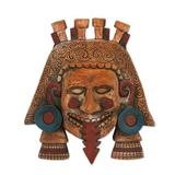 Ceramic mask, 'Monster Earth God'