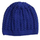 Cotton hat, 'Royal Pattern'