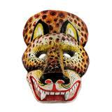 Wood mask, 'Sacred Energy'