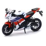 New Ray Compatible with 2016 Honda CBR100RR Red/White/Blue/Black Motorcycle Model 1/12 57793