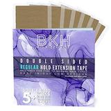 Big Kizzy Hair Extensions Tape - Regular Hold - Fits Most Tape in Hair Extensions, 4cm x .8cm Tape for Extensions, Professional Double Sided Extension Tape