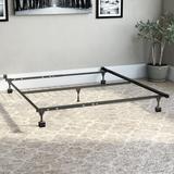 Alwyn Home Giancarlo Queen Bed Frame, Size 7.5 H in | Wayfair A7363C25B19A44DBAC9D9C1902E9BDD2