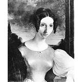 Harriet Hardy Taylor Mill N(1807-1858) British Philosopher And WomenS Rights Advocate Wife Of The Philosopher John Stuart Mill Oil On Canvas C1834 Poster Print by (18 x 24)
