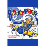 An airplane swirls and zooms through the clouds and adorns this tin toy box to attract the attention of children looking for the perfect toy Poster Print by Unknown (18 x 24)