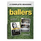 Ballers (The Complete First Season / The Complete Second Season) [DVD]
