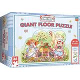 MasterPieces Floor 36 Puzzle Puzzles Collection - Raggedy Ann & Andy 36 Piece Jigsaw Puzzle