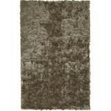Mercer41 Kennon Hand-Tufted Taupe Area Rug Polyester in Brown, Size 120.0 H x 84.0 W x 1.57 D in | Wayfair 10DA5F2A546E4E2DA3F30C6A913AC36F
