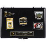 """WinCraft Pittsburgh Pirates 5-piece Pin Set"""