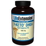 7-Keto DHEA Metabolite, 100 mg, 60 Vegetarian Capsules, Life Extension