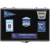 """""""WinCraft Kansas City Royals 5-piece Pin Set"""""""