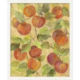 East Urban Home 'Ready for Pie' Print Canvas & Fabric in Brown/Green/Orange, Size 30.5 H x 24.5 W x 1.5 D in | Wayfair EUBM7598 43117995