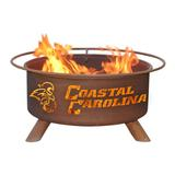 Coastal Carolina Chanticleers Fire Pit