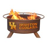 Houston Cougars Fire Pit
