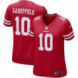 """Women's Nike Jimmy Garoppolo Scarlet San Francisco 49ers Game Player Jersey"""