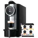 Koolatron Barsetto Automatic Espresso Machine in Black, Size 14.0 H x 9.0 W x 4.5 D in | Wayfair BARS-CKIT