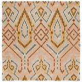 Safavieh Wyndham Geometric Handmade Tufted Wool Brown/Ivory Area Rug Wool in White, Size 0.63 D in | Wayfair WYD373A-7SQ