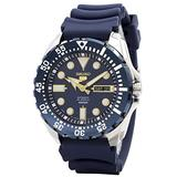 Seiko 5sports Men's Automatic Stainless steel Watch 100M W/R - (Made in Japan) - SRP605J2 by Seiko Watches