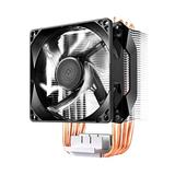 Cooler Master Hyper H411R CPU Air Cooler '4 Heatpipes, Compact Heatsink, Easy Installation' RR-H411-20PW-R1