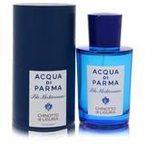 Blu Mediterraneo Chinotto Di Liguria For Women By Acqua Di Parma Eau De Toilette Spray (unisex) 2.5