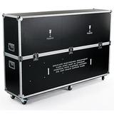 Flat Screen TV Case for Transporting & Protecting an LCD