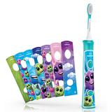 Philips Sonicare Sonicare For Kids Electric Rechargeable Toothbrush, Blue